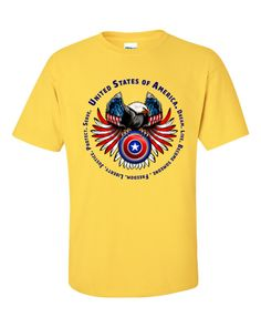 American Dream - Short sleeve t-shirt