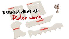 June Enerstad viser hvordan du arbejder med linial fod #72 og linialer på din symaskine. Det helt nye Ruler Kit introduceres og demonstreres. I webinaret anv...