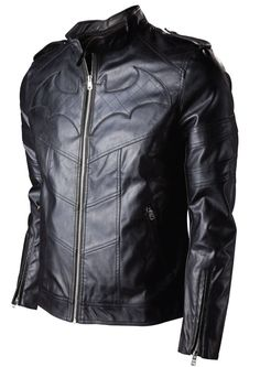 My God, I've never wanted a jacket so bad in my life! - A look at the officially licensed Batman Arkham Knight leather jacket - Game Idealist