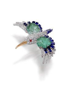 The beautiful art in gems and precious stones created by Cartier