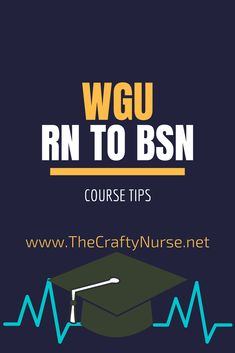 wgu videos with tips