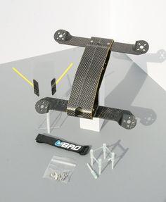 carbon drone frame hornet