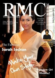 Cover RMC Magz - Make Your Own Style