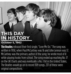 The Beatles - This Day in History