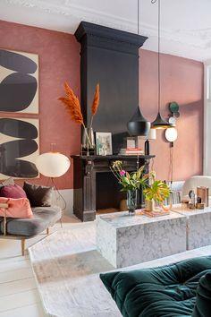 Living Room Interior, Home Living Room, Living Room Designs, Interior Styling, Home Interior Design, Interior Decorating, Happy New Home, Contemporary Interior, Home Decor Inspiration