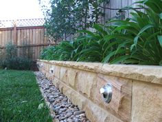sandstone concrete retaining walls - Google Search