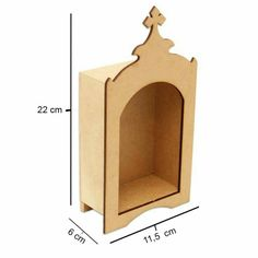 Diy Wood Projects, Wood Crafts, Woodworking Projects, Door Design Images, Catholic Altar, Palette Projects, Prayer Corner, Intarsia Wood, Pooja Room Design