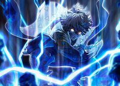 Read Kimetsu No Yaiba / Demon slayer full Manga chapters in English online! Manga Anime, Anime Demon, All Anime, Otaku Anime, Manga Art, Anime Boys, Anime Art, Zenitsu Kimetsu No Yaiba, Super Anime