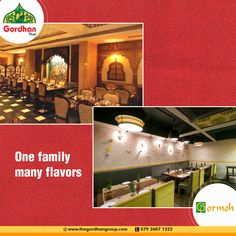 We are overwhelmed with your years of love for Gordhan Thal. We will be highly honored if you take a little while to try Gormoh Restaurant and Banquet, a part of our family. Call us at 079 2687 1222 Gujarati Thali, Banquet, Foodies, Food Porn, Restaurant, Movie Posters, Diner Restaurant, Film Poster, Banquettes