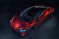 McLaren by Jack Davies Top Cars, Sport Cars, Dream Cars, Vehicles, Artworks, November, Cars 2017, Supercars, Design