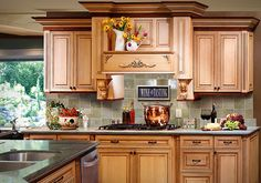 Cabinet & back splash design