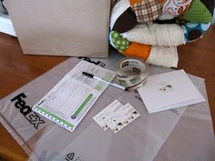 etsy shipping tips.... could be adapted for simply shipping gifts to someone