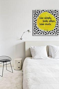#Quote #Bastidor #Bed