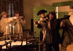 TURN: Robert Roges (Angus Macfadyen) in Ep 2.05   Photo by Antony Platt/AMC
