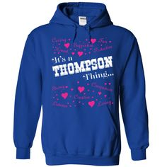 Thompson THING AWESOME SHIRT - Limited Edition