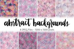 Abstract Backgrounds @creativework247