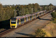 RailPictures.Net Photo: Unknown Queensland Rail EDI/Bombardier 260 Series Suburban Multiple Unit at Queensland, Australia by Michael James