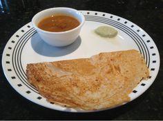 fresh n healthy eats: Brown Rice Dosa