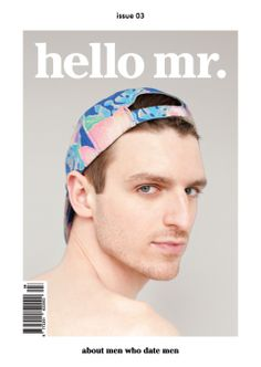 Hello Mr., issue 3