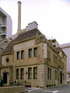 東京 丸の内・日本橋・兜町の近代建築(Nikon new FM2で撮影)