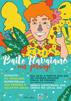 Bailinho Havaino em Pirangi | by FilipeAnjo