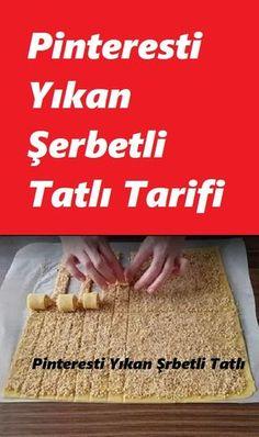 Tatlı tarifleri – The Most Practical and Easy Recipes Italian Lemon Pound Cake, No Cook Desserts, Dessert Recipes, Comfort Food, Turkish Recipes, Frozen Yogurt, Sweet Recipes, Recipies, Cooking Recipes