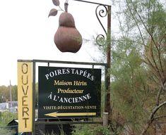 Poires Tapées de Rivarennes – Van Franse bodem Tapas, Pear