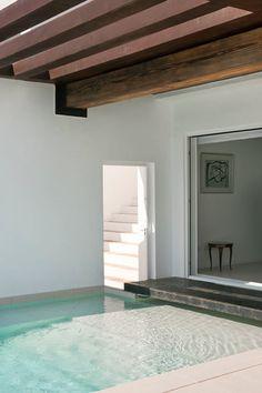 Pool / Dupli Dos house by Juma Architects