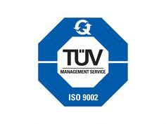 ISO 9002 Tüv Management Service Vector Logo