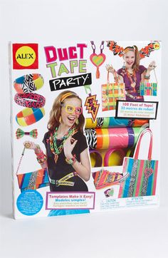 Alex® Toys 'Duct Tape Party' Craft Toy (Girls) available at #Nordstrom