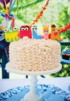 muppets cake toppers