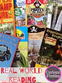 real word reading materials added to classroom library