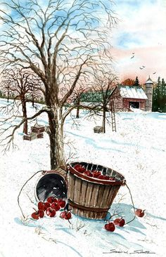 Forgotten Apples ~ Steven W Schultz