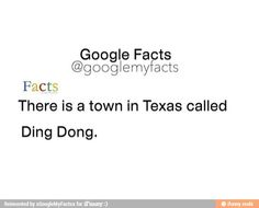 Google Facts Texas Google Facts, Love People, I Laughed, Things To Think About, Texas, Humor, Funny, Humour, Funny Photos