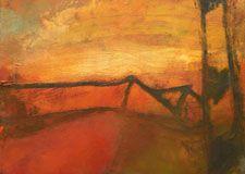 Hughie O'Donoghue: Vivid Field, at Abbot Hall Art Gallery, 28 September - 22 December 2012