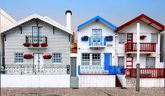 Costa Nova - Aveiro - Portugal