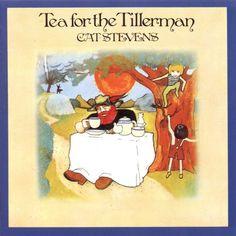 """Cat Steven """"Tea for the Tillerman"""""""