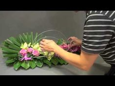 CH 26 Church Flower For Mother's Day - YouTube