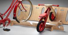 Midrax Bike Rack Bike Stand Bike Storage by Bikerax on Etsy Bike Storage Systems, Bike Storage Solutions, Bike Storage Rack, Bike Hanger, Bike Rack, Bmx, Velo Quebec, Indoor Bike Storage, Ideas Para Organizar