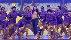 Shraddha Kapoor during the IPL Opening ceremony at the Eden Gardens #IPL2017 #KKRvKXIP For more cricket fun click: http://ift.tt/2gY9BIZ - http://ift.tt/1ZZ3e4d