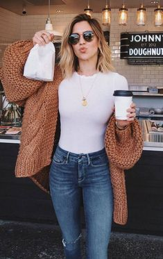 d8db58c883f 30 Cute Winter Outfits For Every Day Of The Month