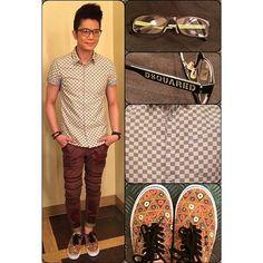 #VhongNavarroFashion Vhong Navarro, Instagram Posts, Fashion, Moda, Fashion Styles, Fashion Illustrations