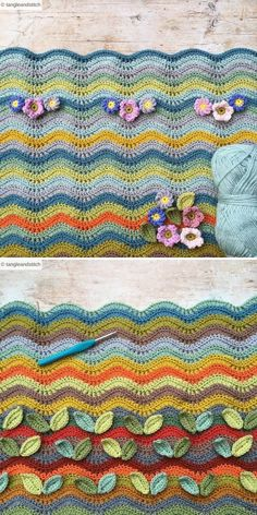 Due to recent events we are spending more and more time at home, so why not engage in some creative activity? Crochet Ripple, Double Crochet, Crochet Stitches, Crochet Teddy, Crochet Baby, Free Crochet, Crochet Ideas, Crochet Projects, Crochet Patterns