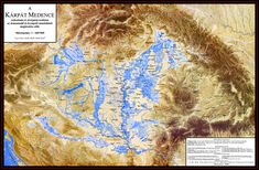 Hydrography of the Pannonian Basin before the River and Lake Regulations in the 19th Century