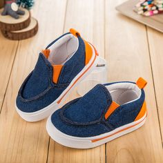 Online Shop 2016 New Denim Children Shoes Girls Shoes Kids Comfortable Canvas Shoes Boys Slip On Casual Shoes Baby Shoes Years Old Toddler Girl Boots, Baby Boy Shoes, Boys Shoes, Toddler Shoes, Boys Casual Shoes, Casual Sneakers, Baby Sneakers, Girls Sneakers, Boys Loafers