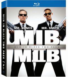 BLU RAY Men in Black I and II £3.20 at Amazon #gratblu #gratfilm #flashbargains
