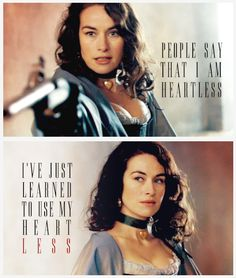 Milady felt loved and protected when she married Athos and allowed herself to be vulnerable for once in her life. She was trully heartbroken when everything went wrong… Misunderstood is what I like to call her, very complex, because everyone thinks she's just vile and evil. And of course, she is that too!