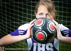 cool soccer shot