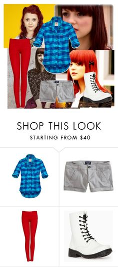 """""""Emily Fitch"""" by elluciifisher ❤ liked on Polyvore featuring Hollister Co., American Eagle Outfitters and DailyLook"""