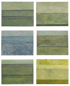 """Janine Brown 9""""x12"""" acrylic on panel"""